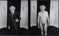 Image from Greg Friedler's Naked London - Accountant, 69 years old