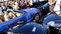 Monaco luxury car crash